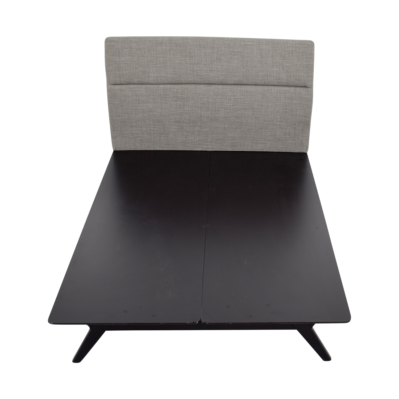 Modway Modway Upholstered Full Bed Frame Beds
