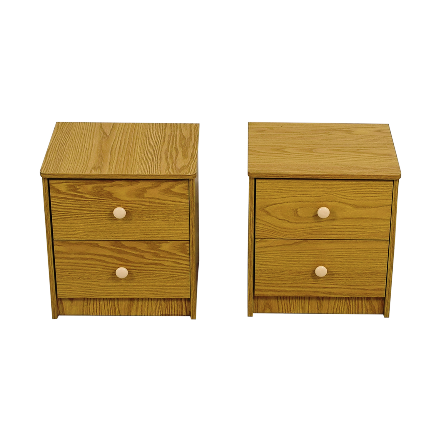 Natural Wood End Tables price