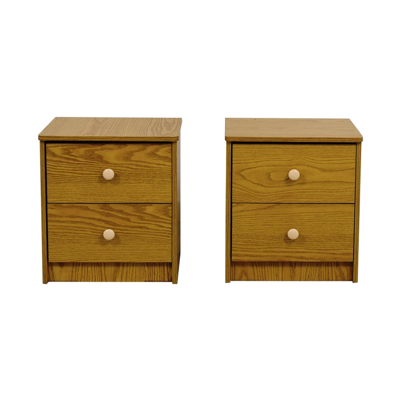 shop Natural Wood End Tables online