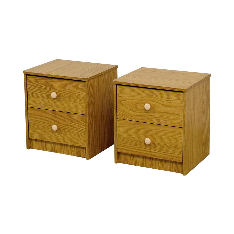 buy Natural Wood End Tables online