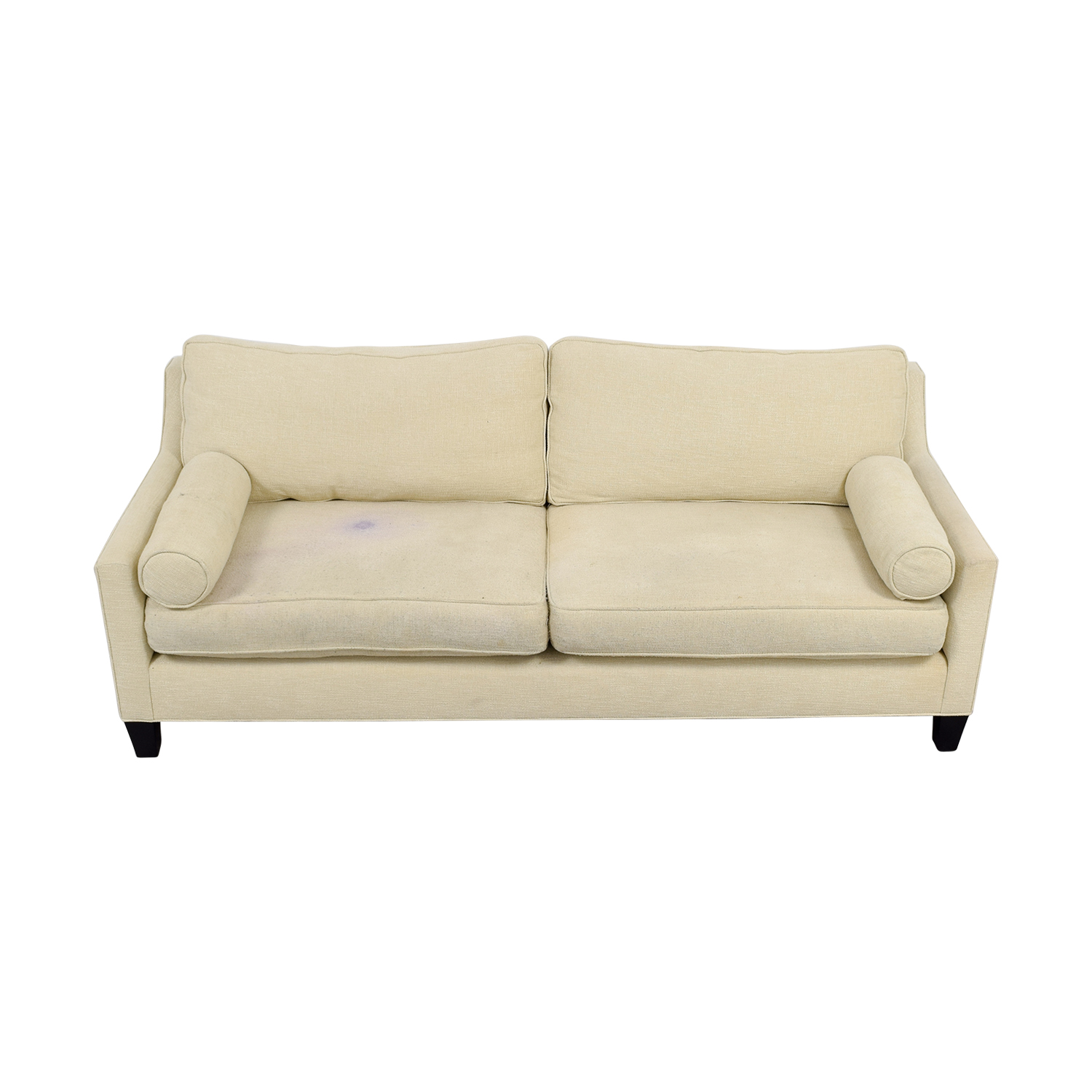 buy BSC Furniture BSC Furniture Beige Two-Cushion Sofa online