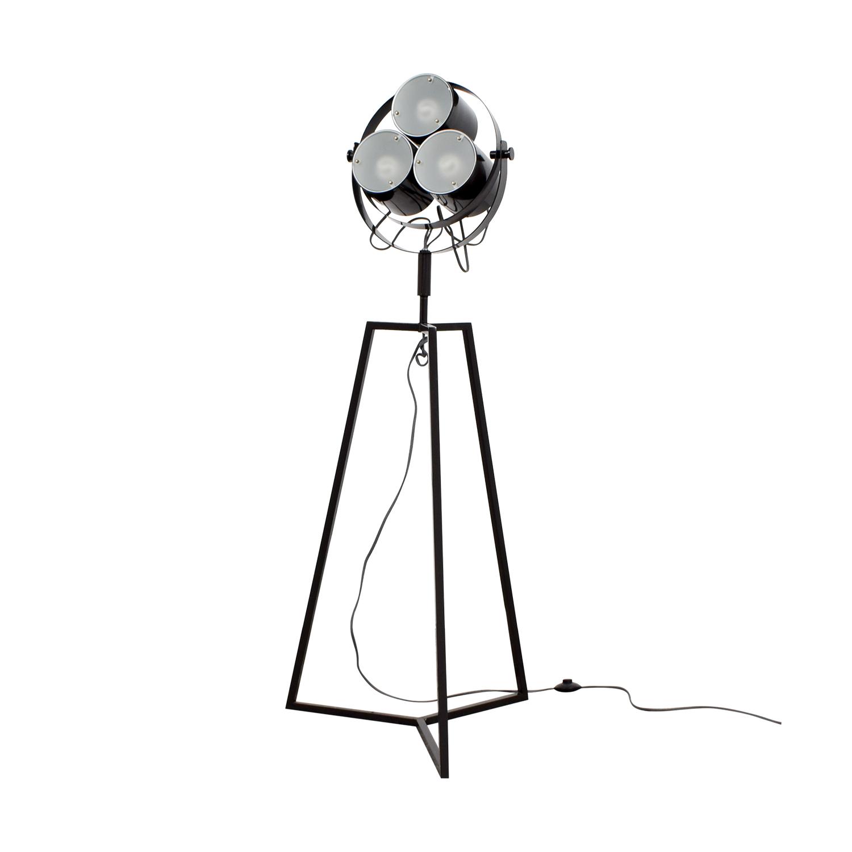 West Elm Retro Movie Lamp / Lamps