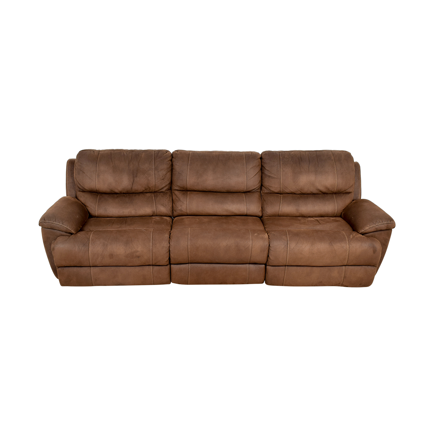 Havertys Havertys Reclining Sofa dimensions