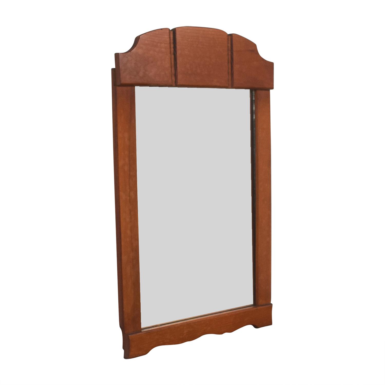 Antique Rectangle Mirror