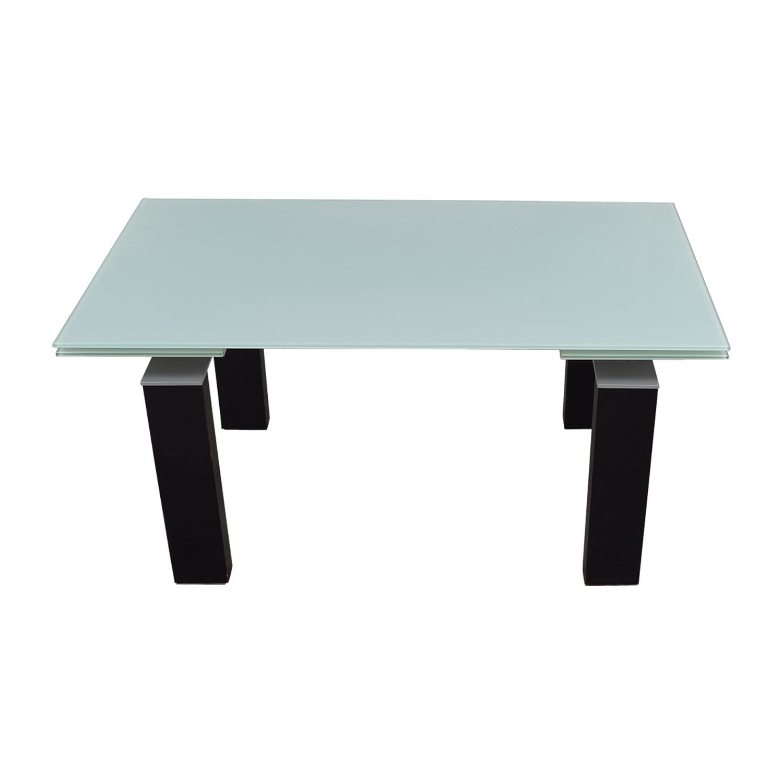 Bontempi Bontempi Glass Top Table price