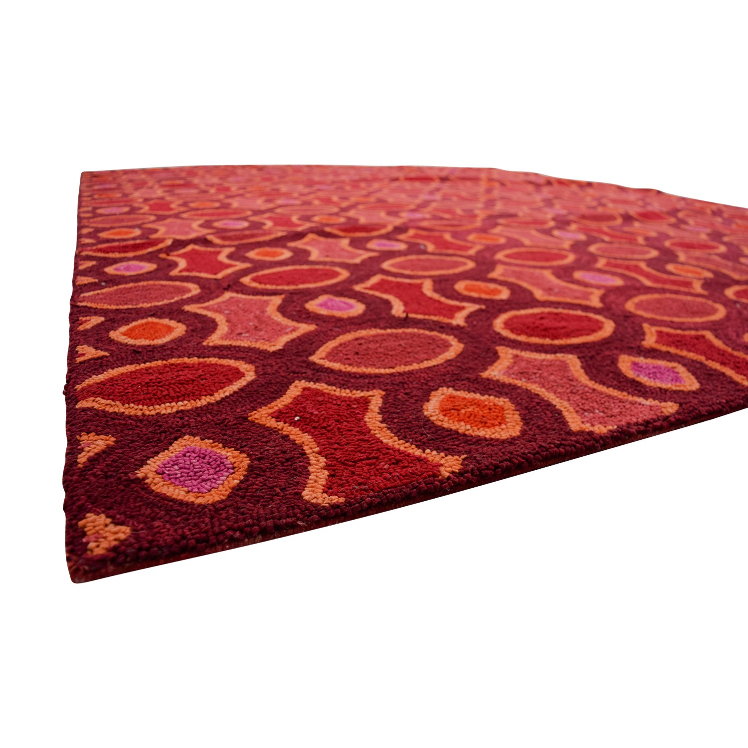 features rug pin orange primary origin turkey material color construction machine made technique polypropylene modern g woven collection jax style rugs pile burnt medium