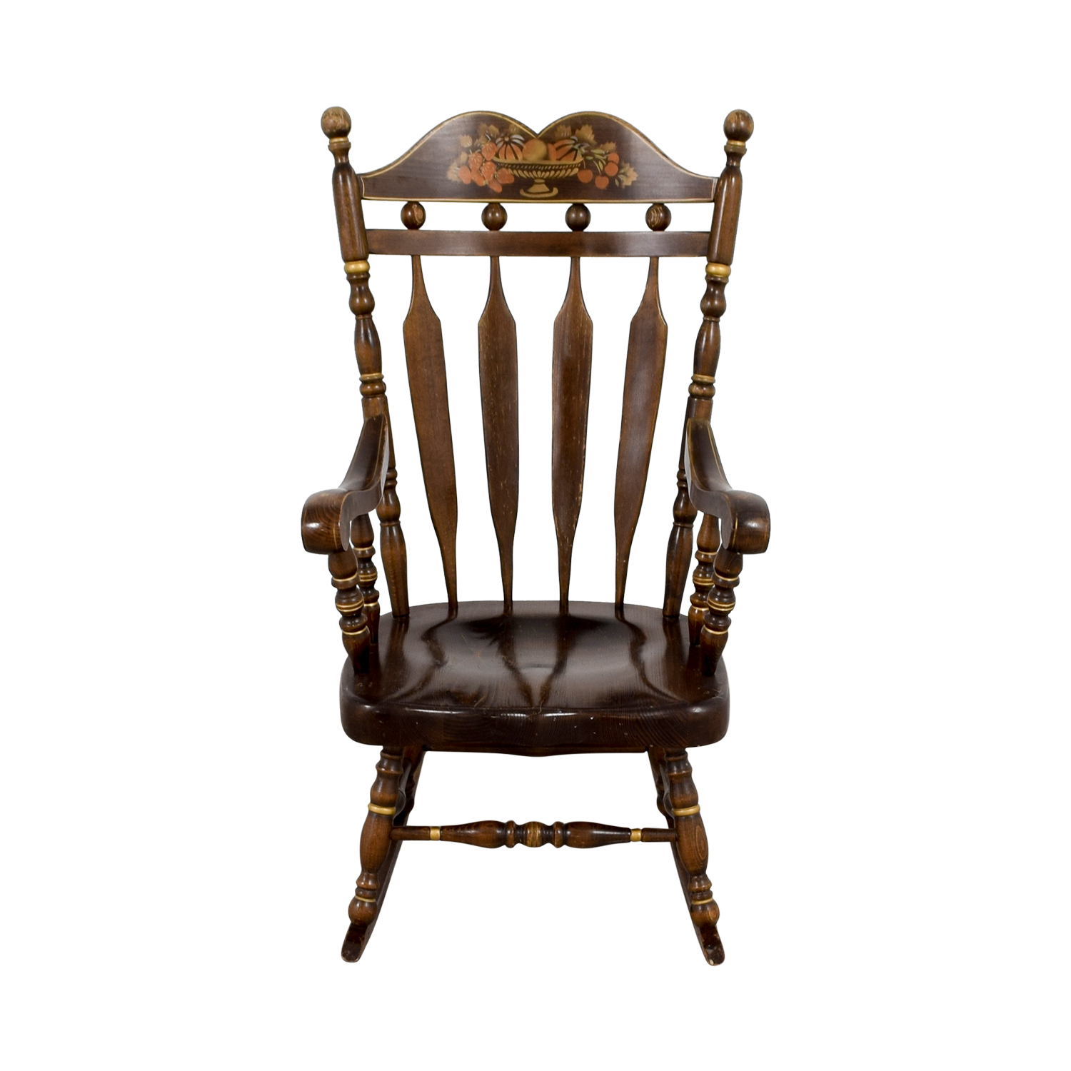Wood Rocking Chair discount