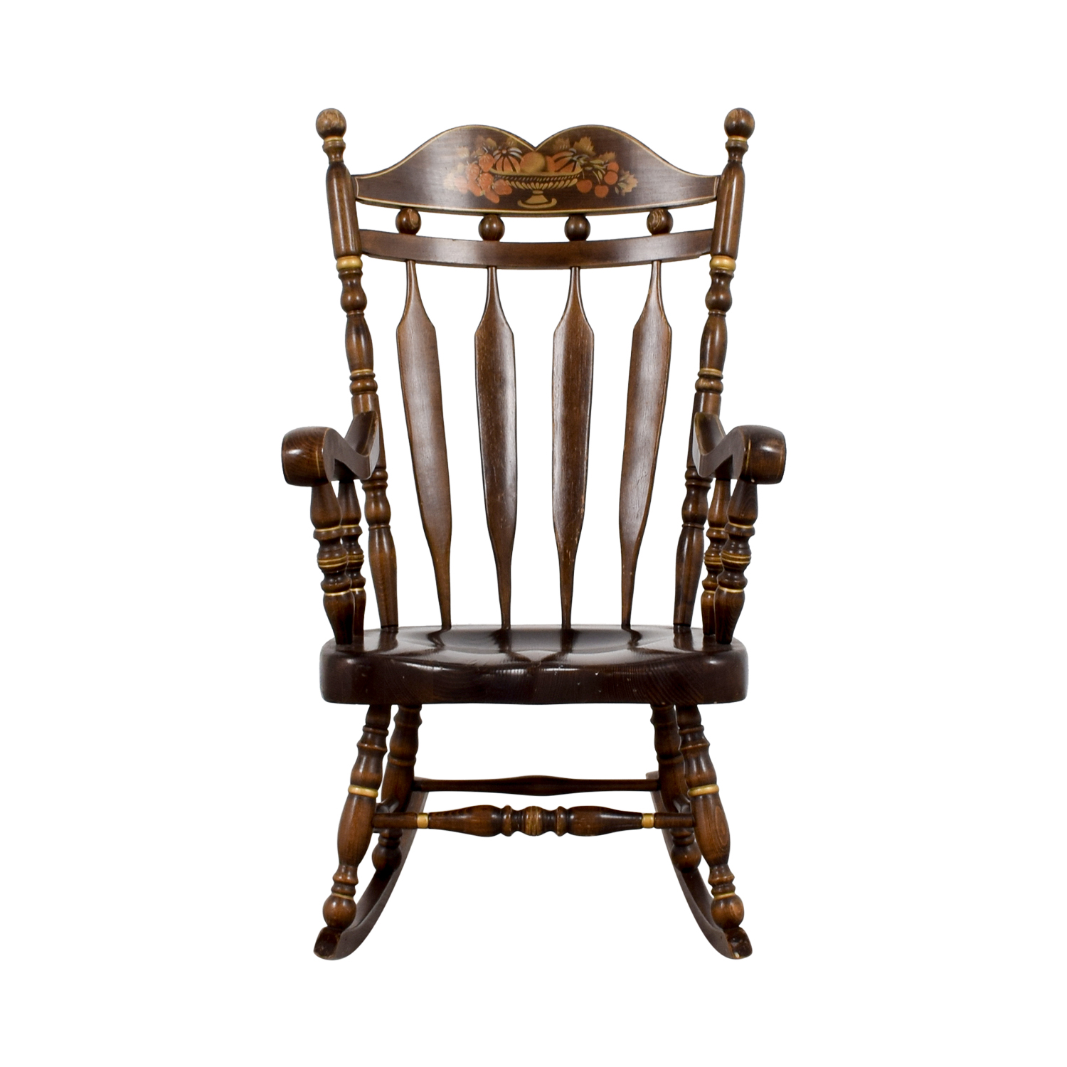 Wood Rocking Chair coupon