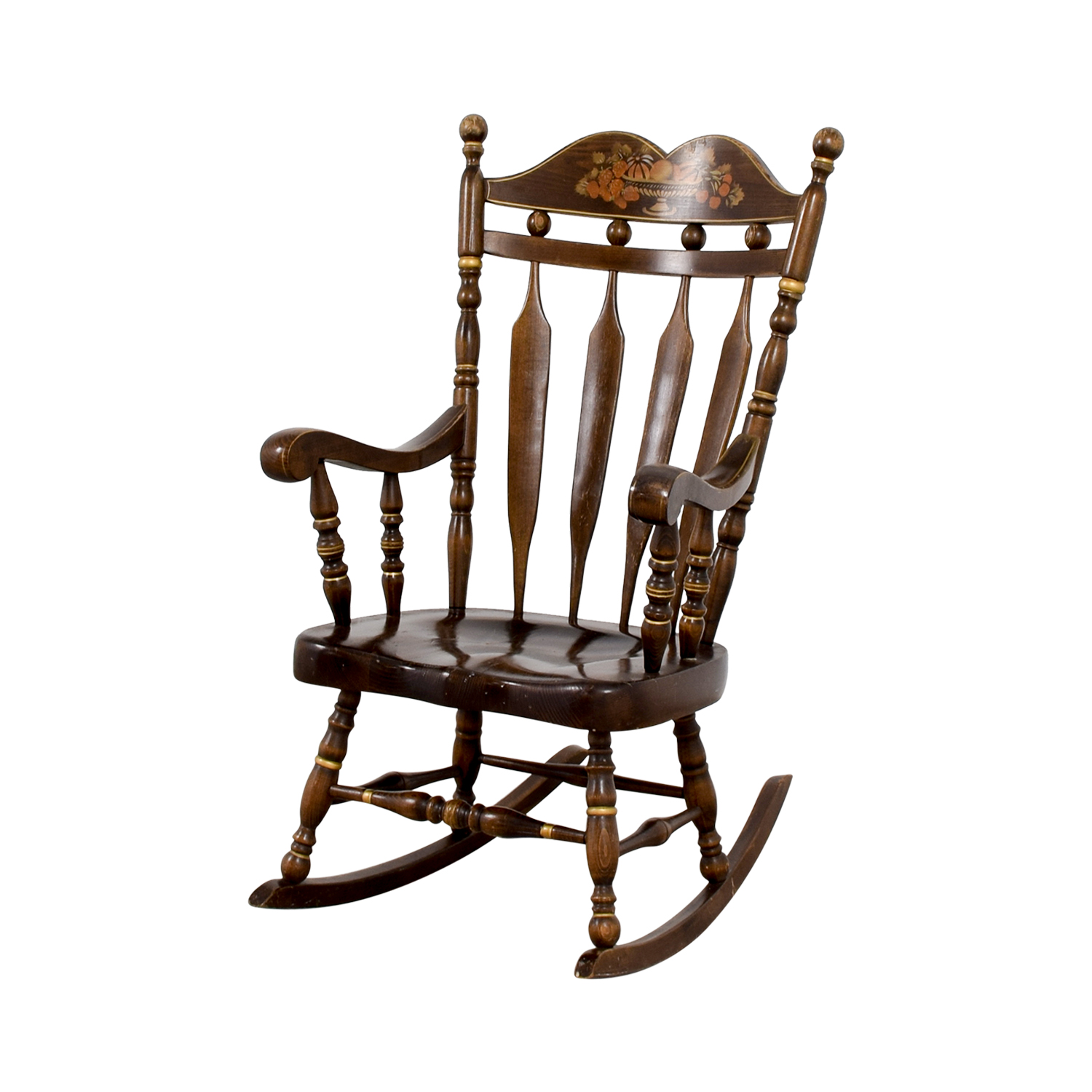 Very 90% OFF - Wood Rocking Chair / Chairs SL56
