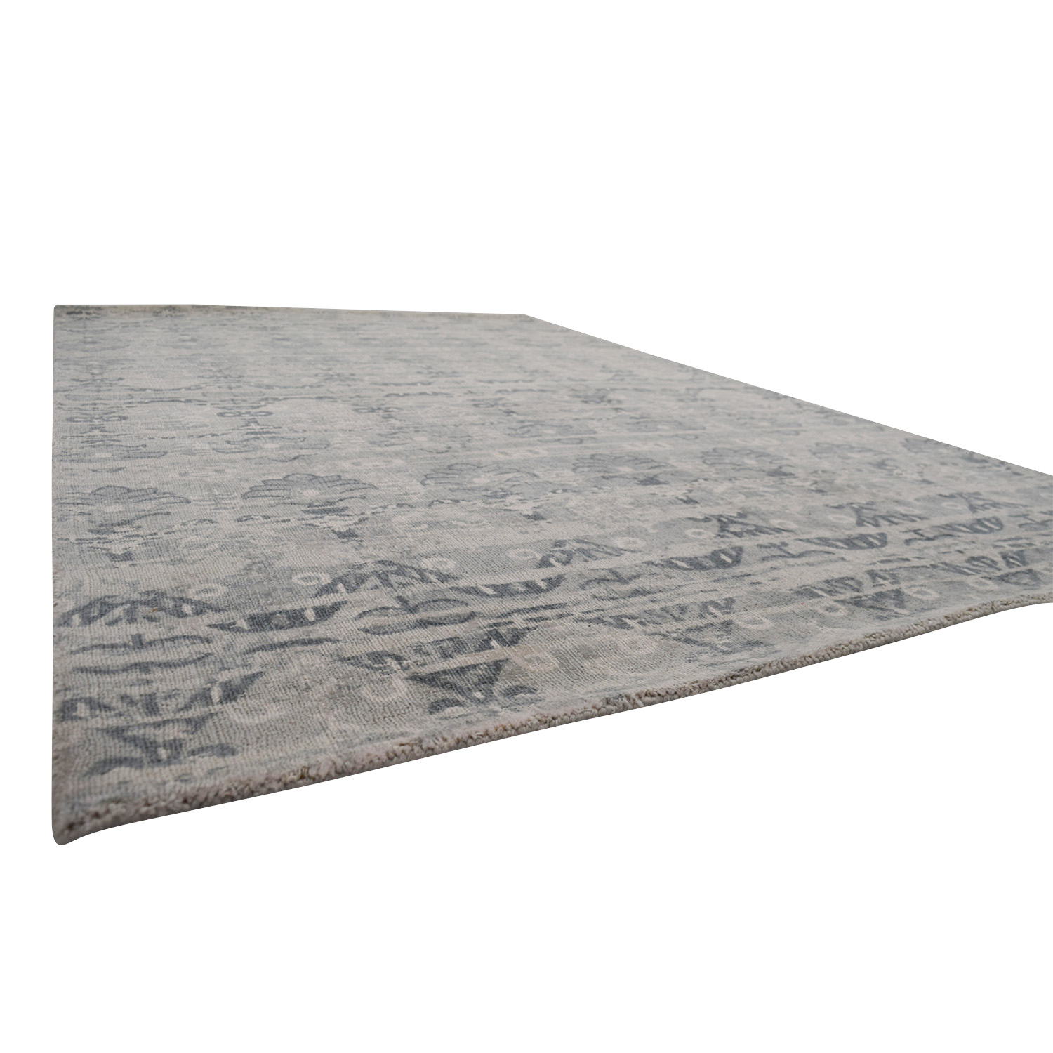 Obeetee Obeetee Gray Pattern Rug for sale