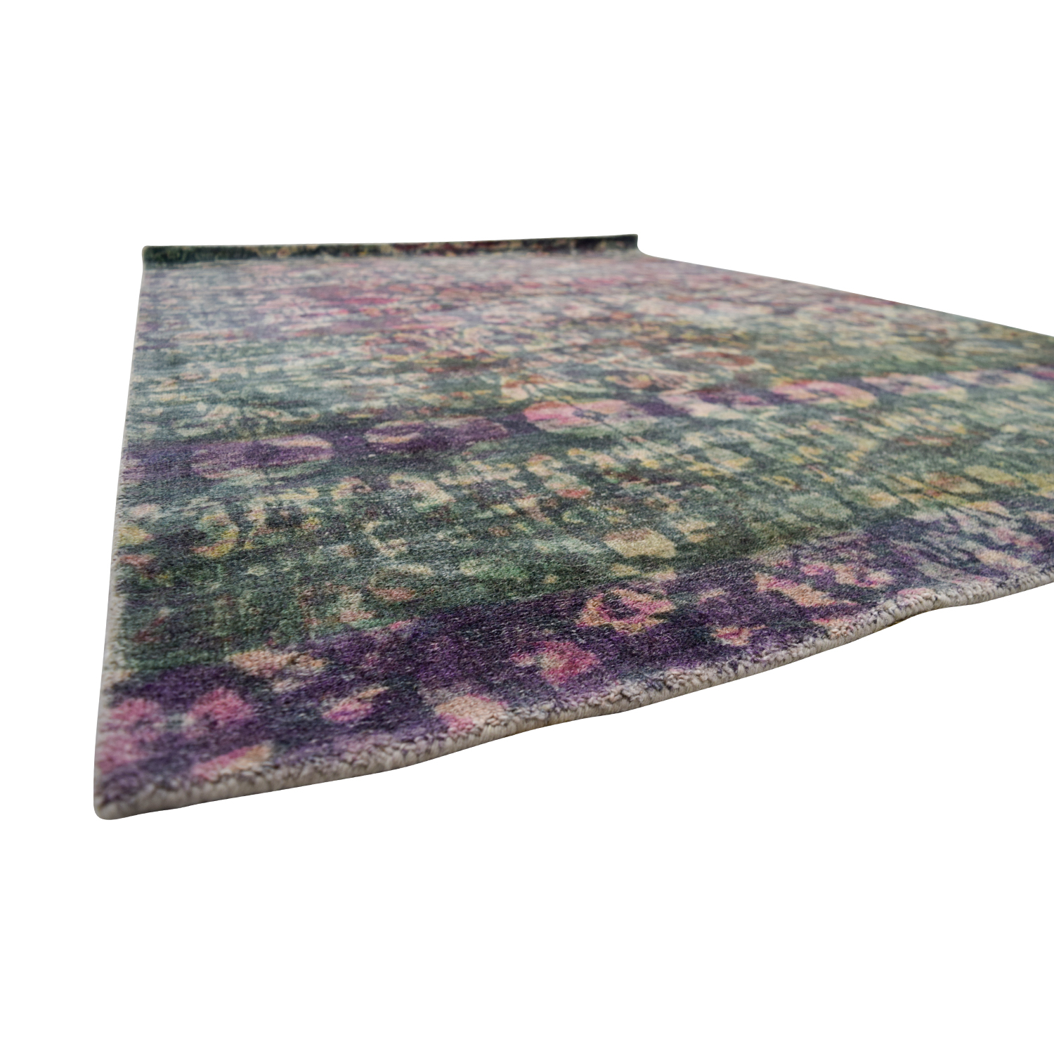 Obeetee Obeetee Multicolor Fade Rug coupon