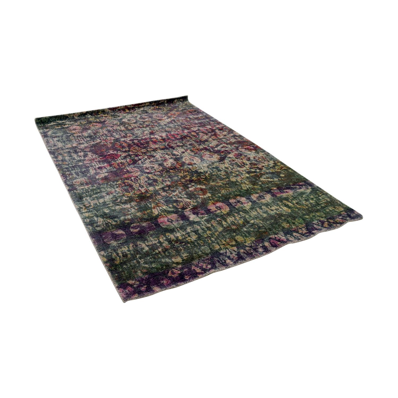buy Obeetee Obeetee Multicolor Fade Rug online