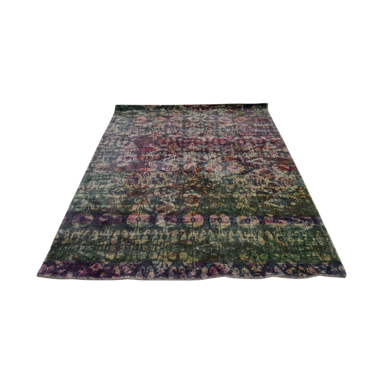 Obeetee Obeetee Multicolor Fade Rug discount