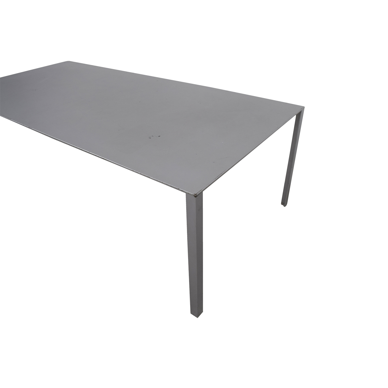 Jean Nouvel Jean Nouvel Grey Less Less Table second hand