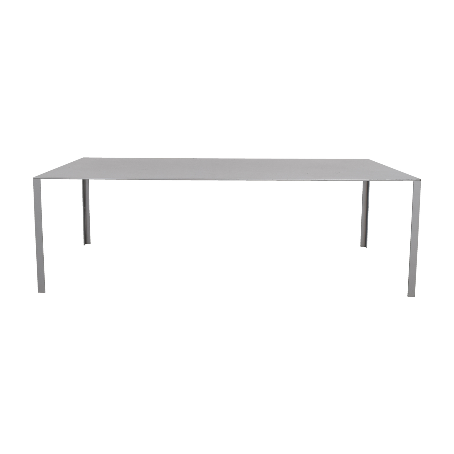buy Jean Nouvel Jean Nouvel Grey Less Less Table online
