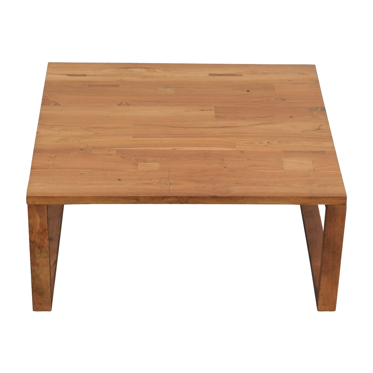 Wood Coffee Table nj
