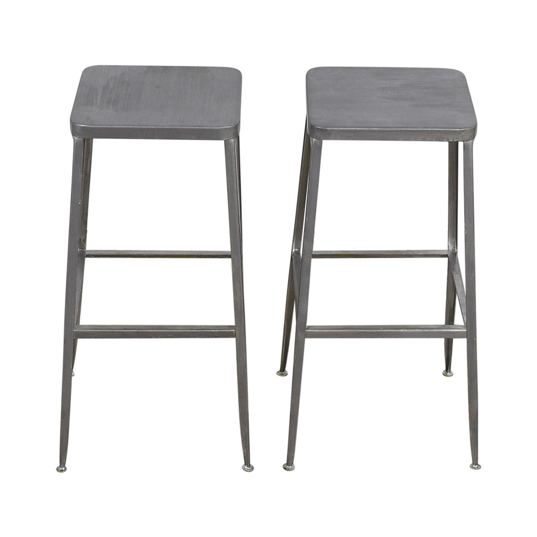 Modern Metal Barstools nyc