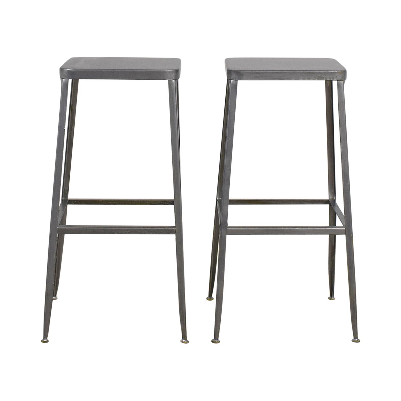 Modern Metal Barstools Stools