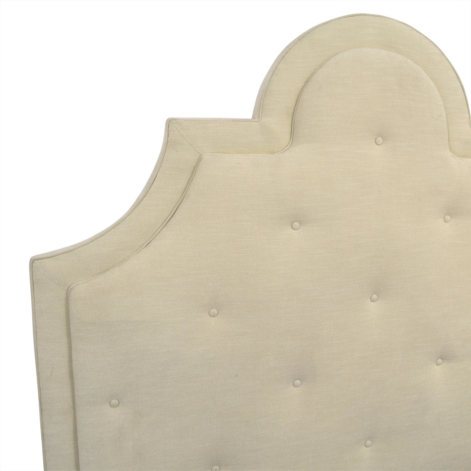 shop Pottery Barn Upholstered York Queen Bed Pottery Barn Bed Frames
