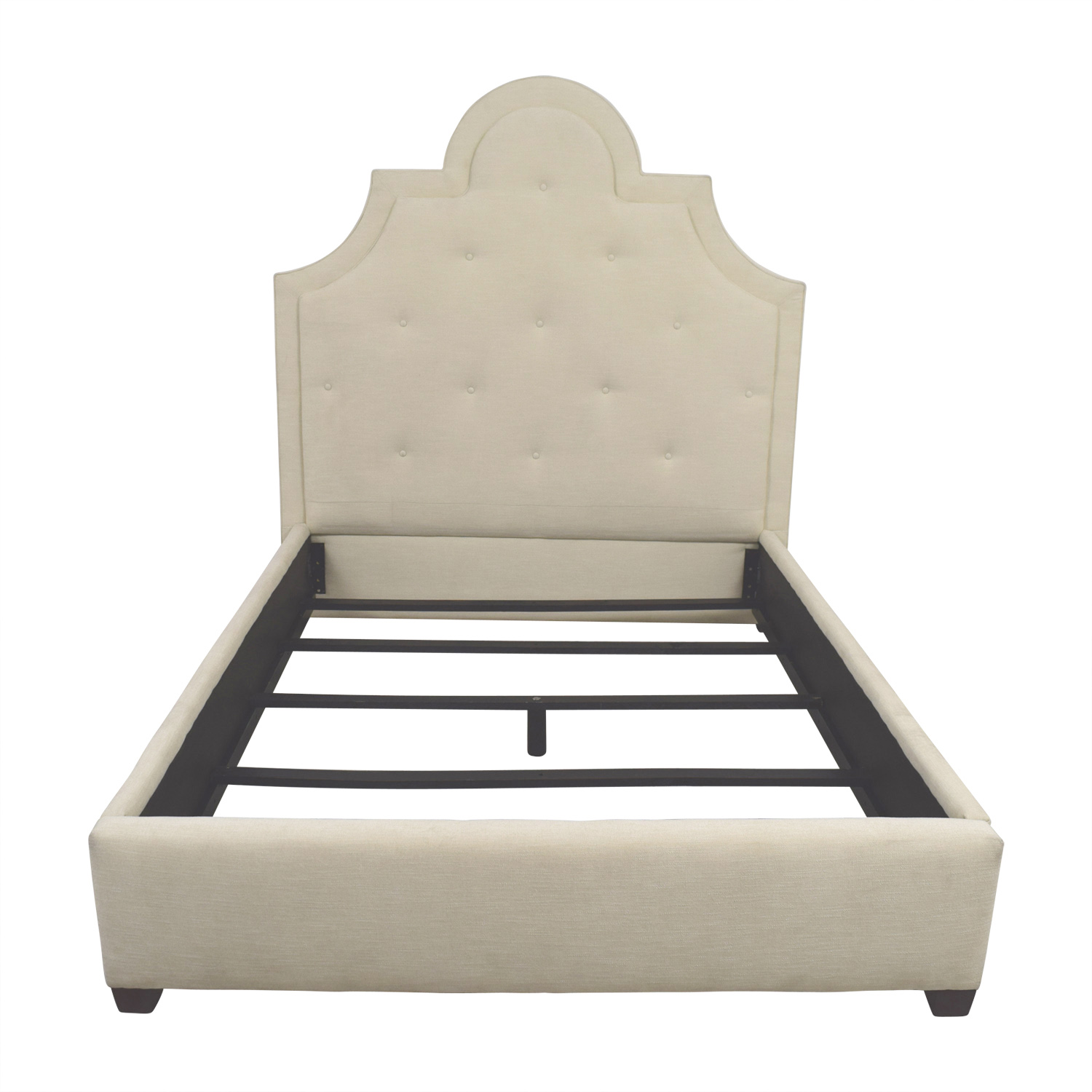 Pottery Barn Pottery Barn Upholstered York Queen Bed Bed Frames
