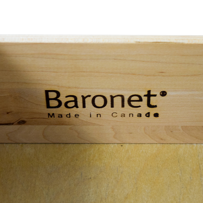 Baronet Baronet Single Drawer Nightstand End Tables