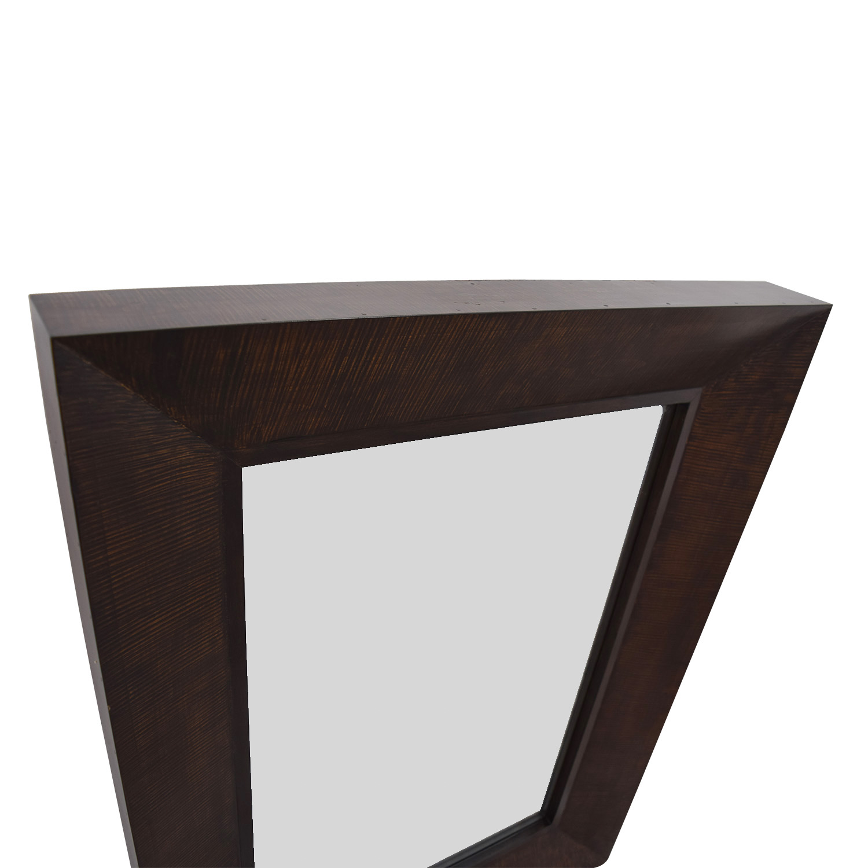 Kreiss Kreiss Wood Framed Mirror