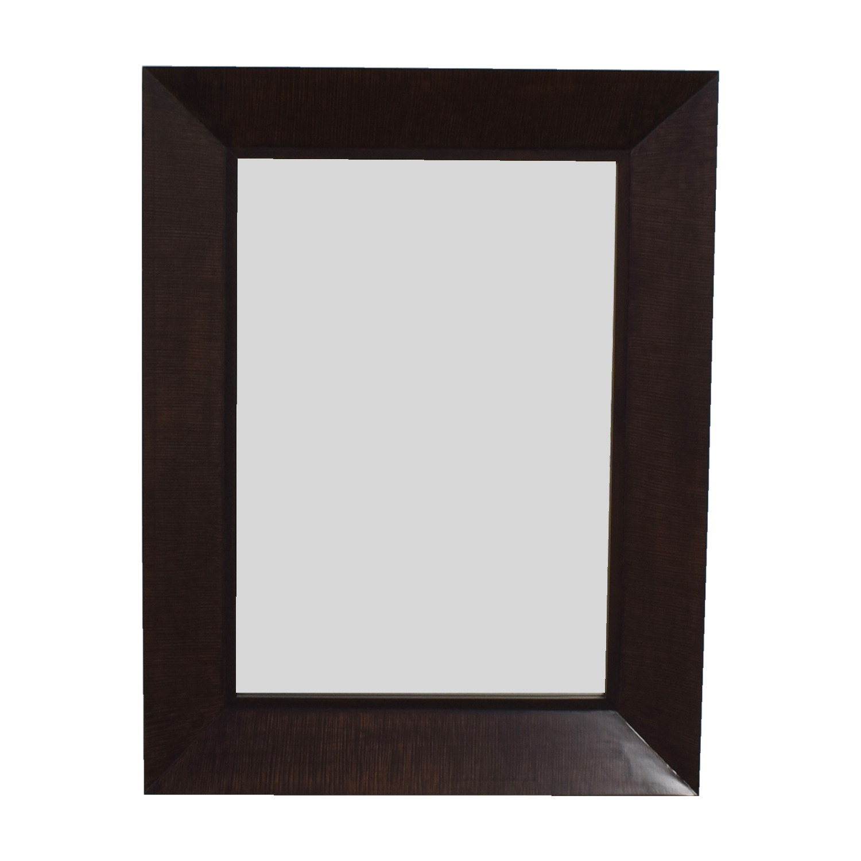 Kreiss Kreiss Wood Framed Mirror price