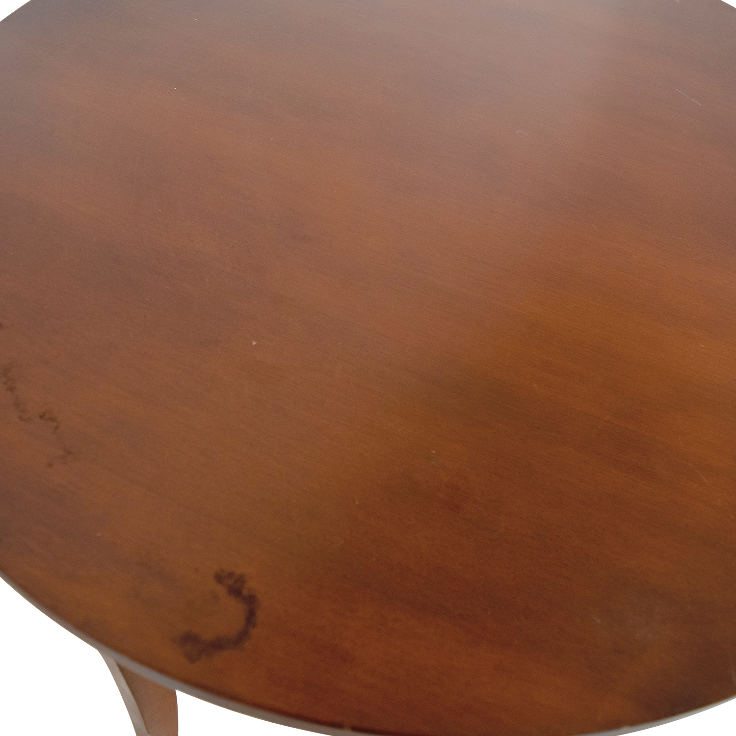 Furniture Masters Furniture Masters Round Wood End Table coupon