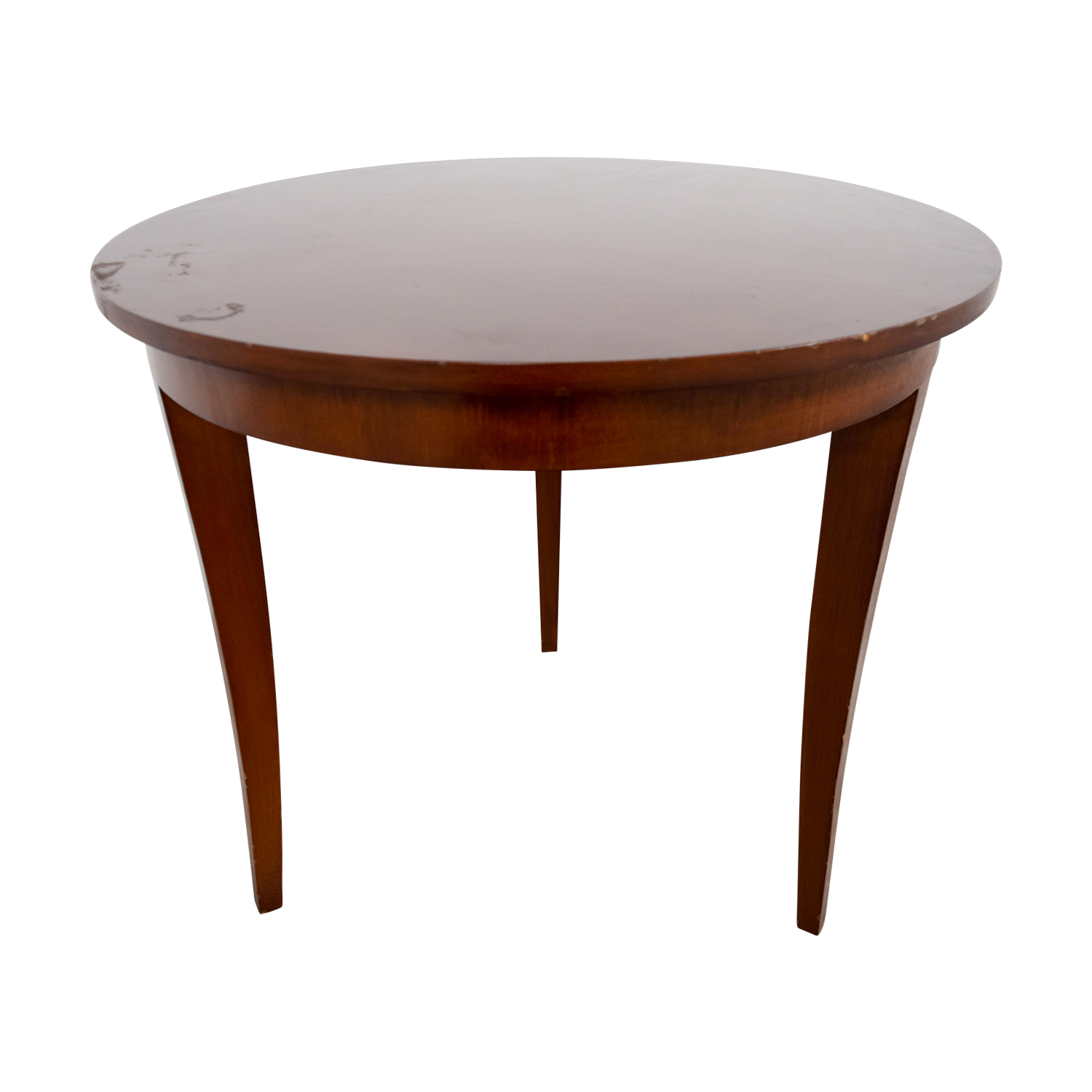 Furniture Masters Round Wood End Table Furniture Masters