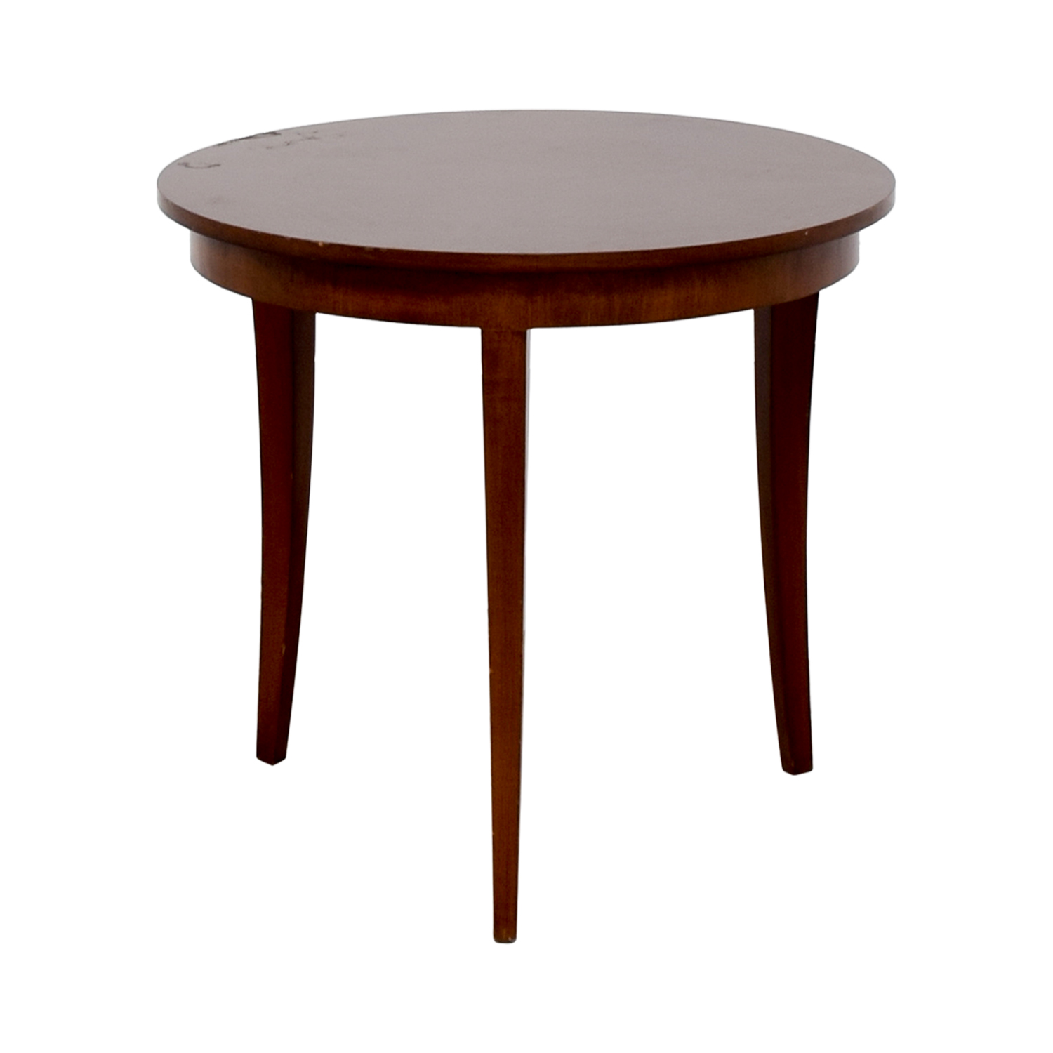 shop Furniture Masters Furniture Masters Round Wood End Table online