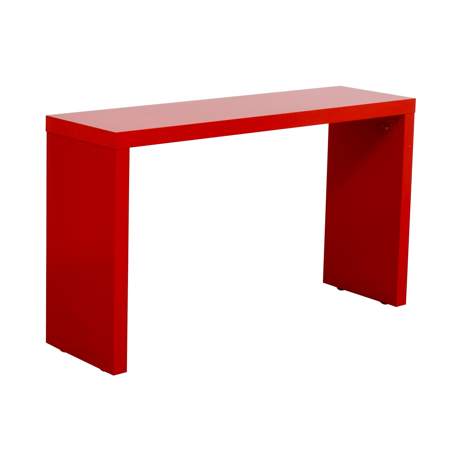 Furniture Masters Furniture Masters Red Credenza nyc