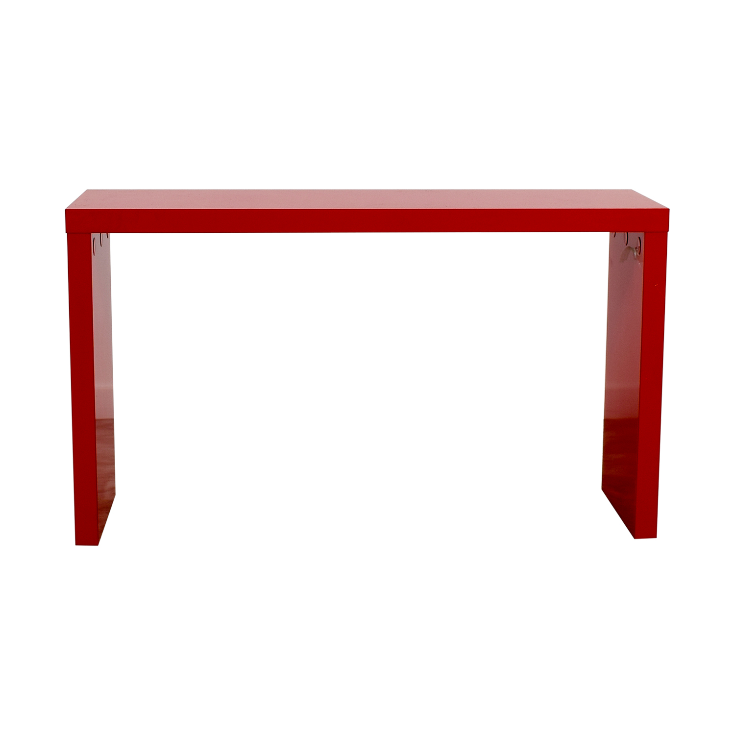 Furniture Masters Furniture Masters Red Credenza coupon