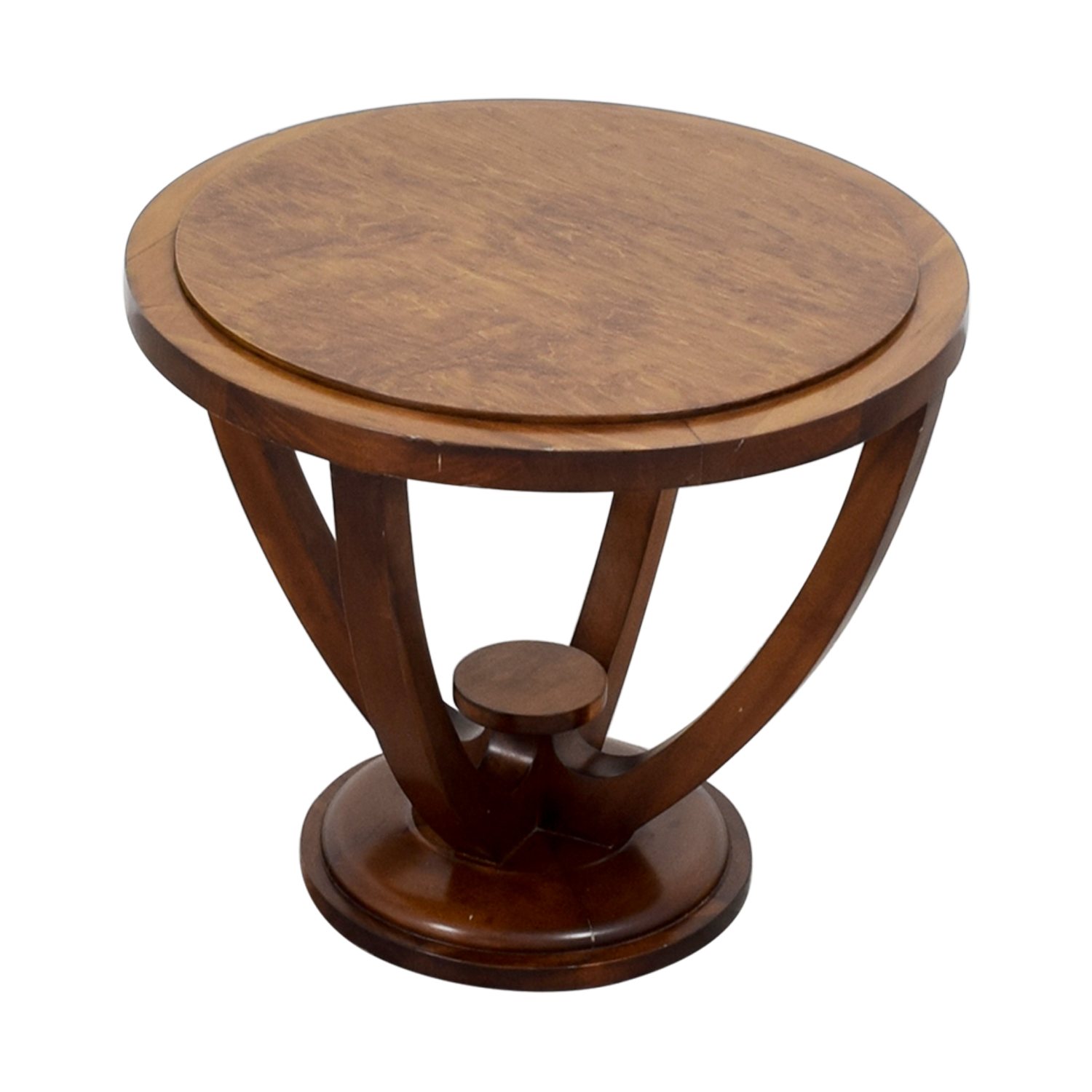 buy Furniture Masters Furniture Masters Round Wood End Table online