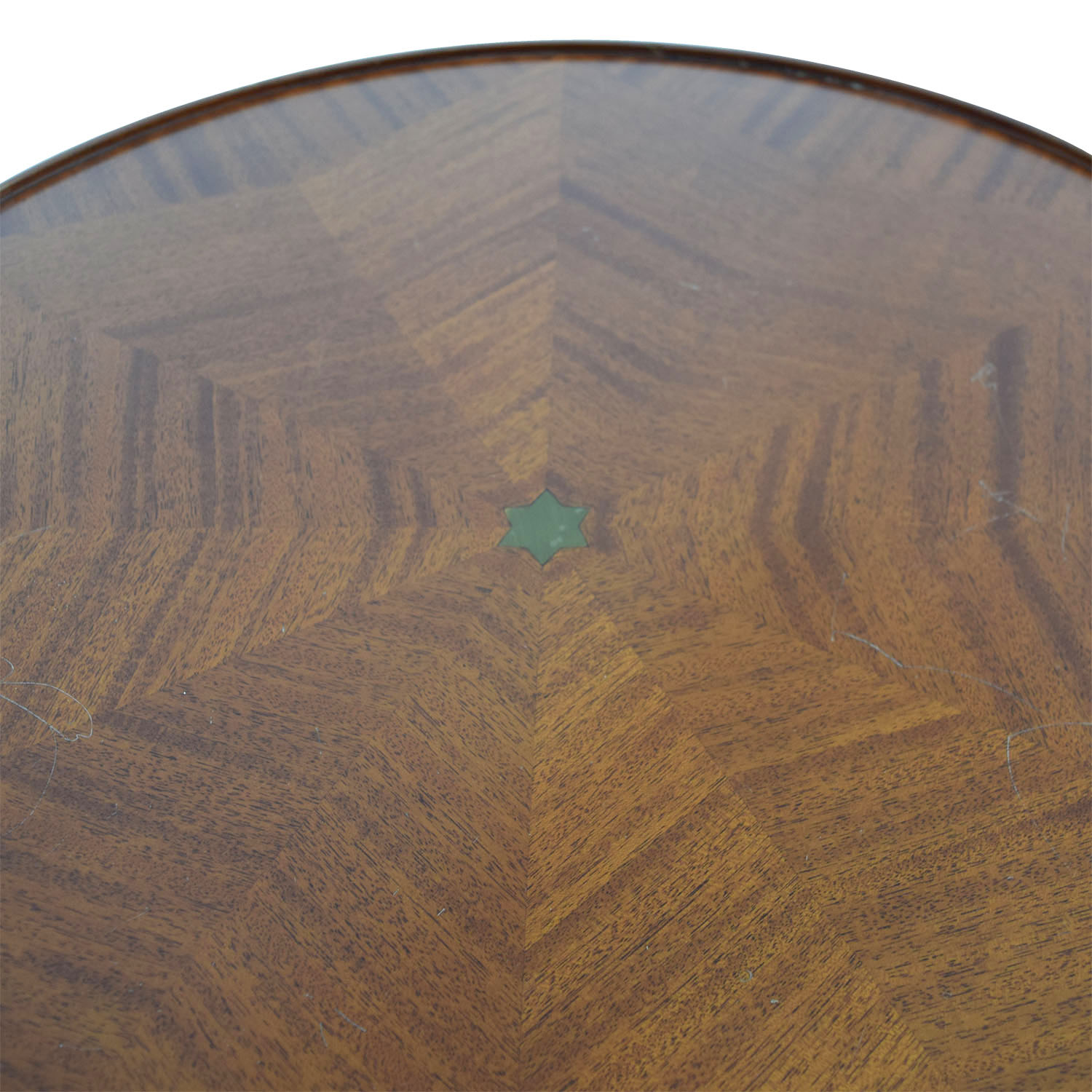 Furniture Masters Round Wood Accent Table Furniture Masters