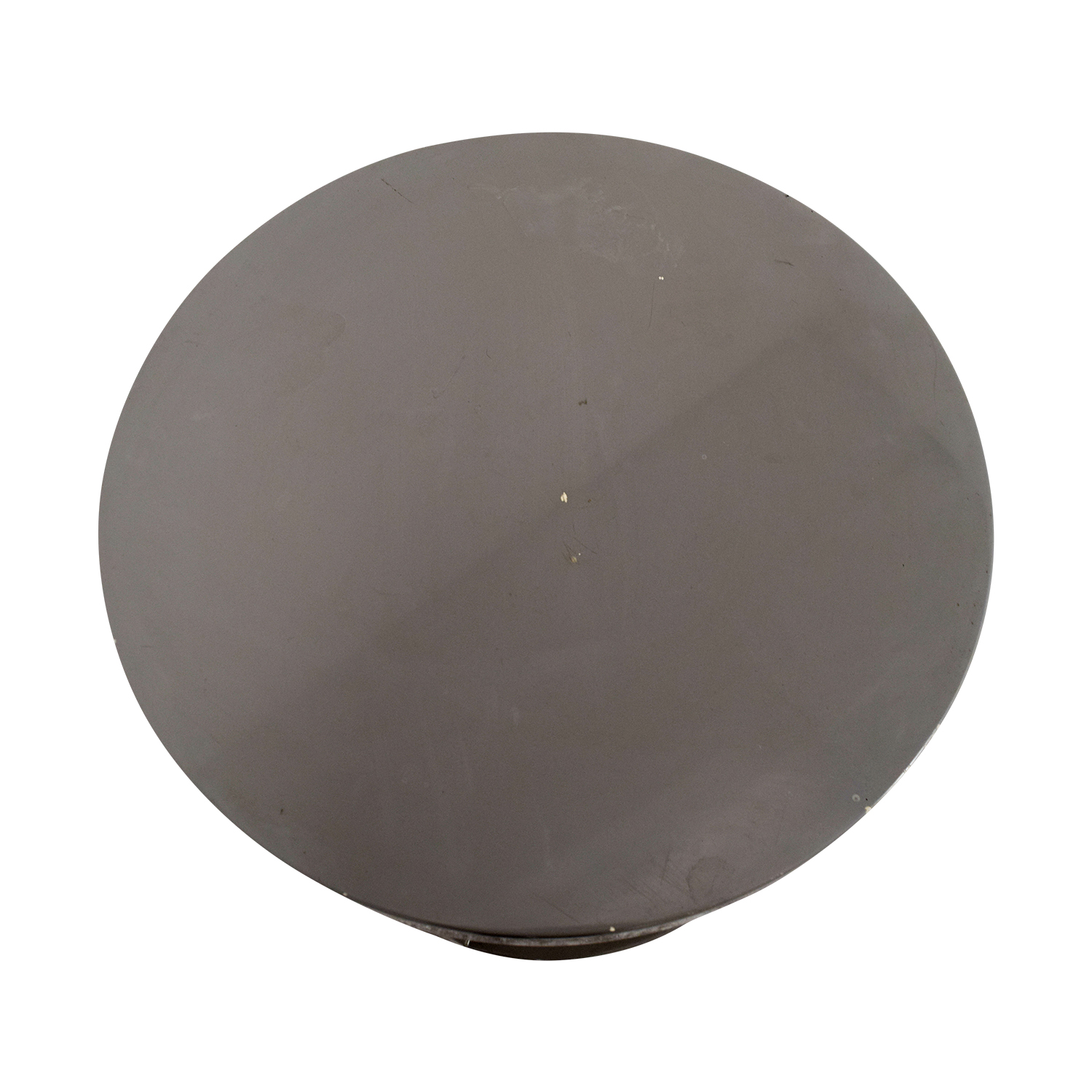 Furniture Masters Furniture Masters Round Grey End Table nyc