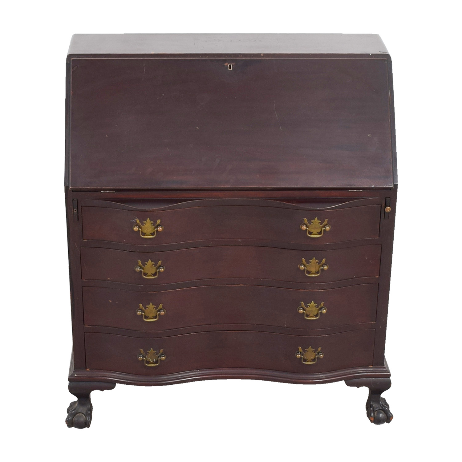 ... shop Furniture Masters Furniture Masters Antique Secretary Desk online  ... - 90% OFF - Furniture Masters Furniture Masters Antique Secretary Desk