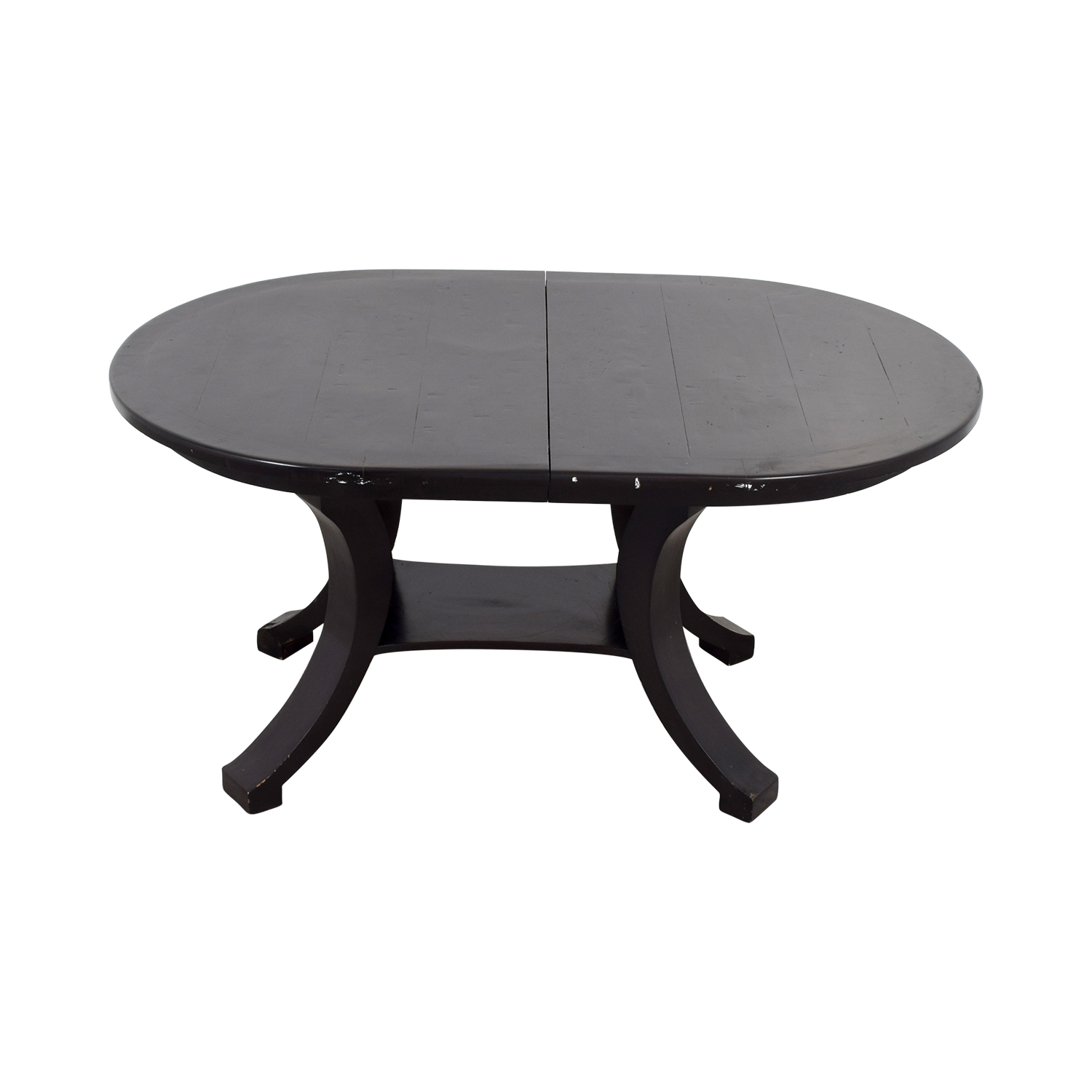 Furniture Masters Oval Dining Table / Sofas