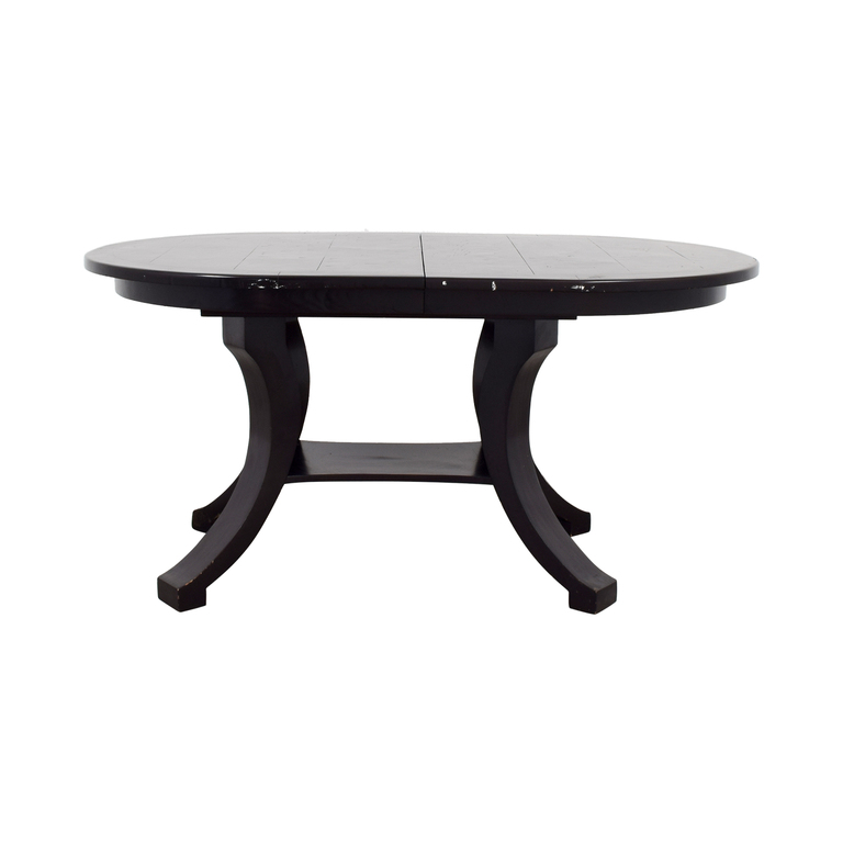 Furniture Masters Oval Dining Table / Tables