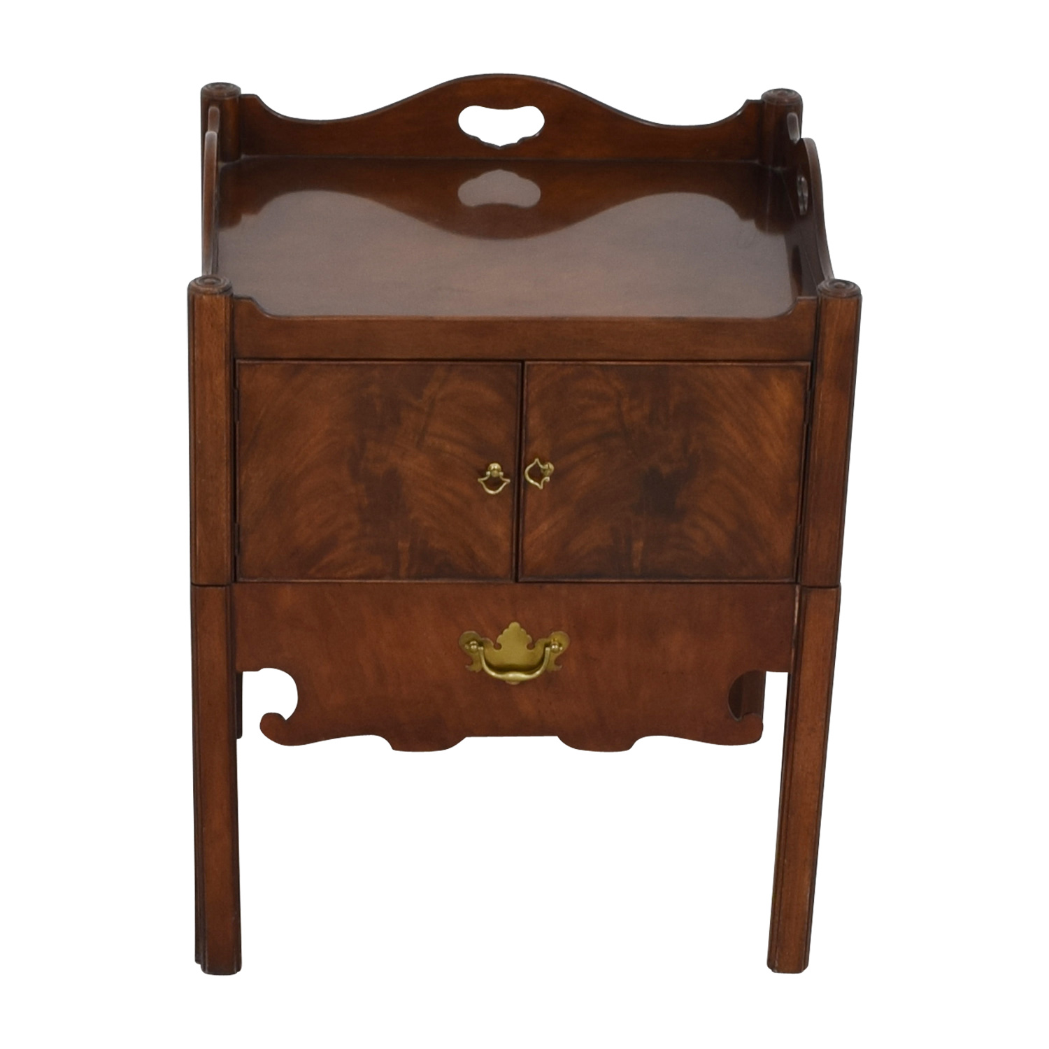 Furniture Masters Furniture Masters Antique Nesting Style End Table discount
