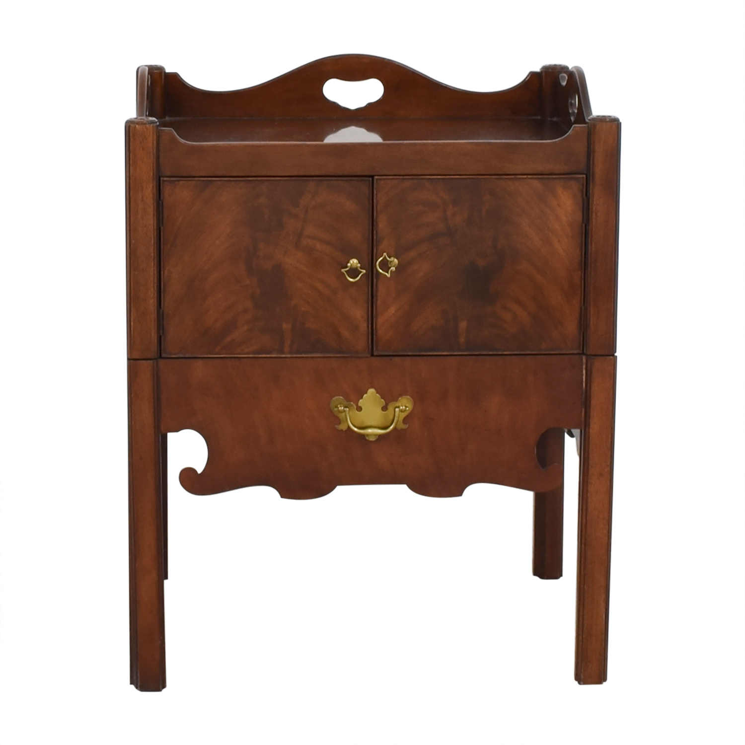 buy Furniture Masters Antique Nesting Style End Table Furniture Masters