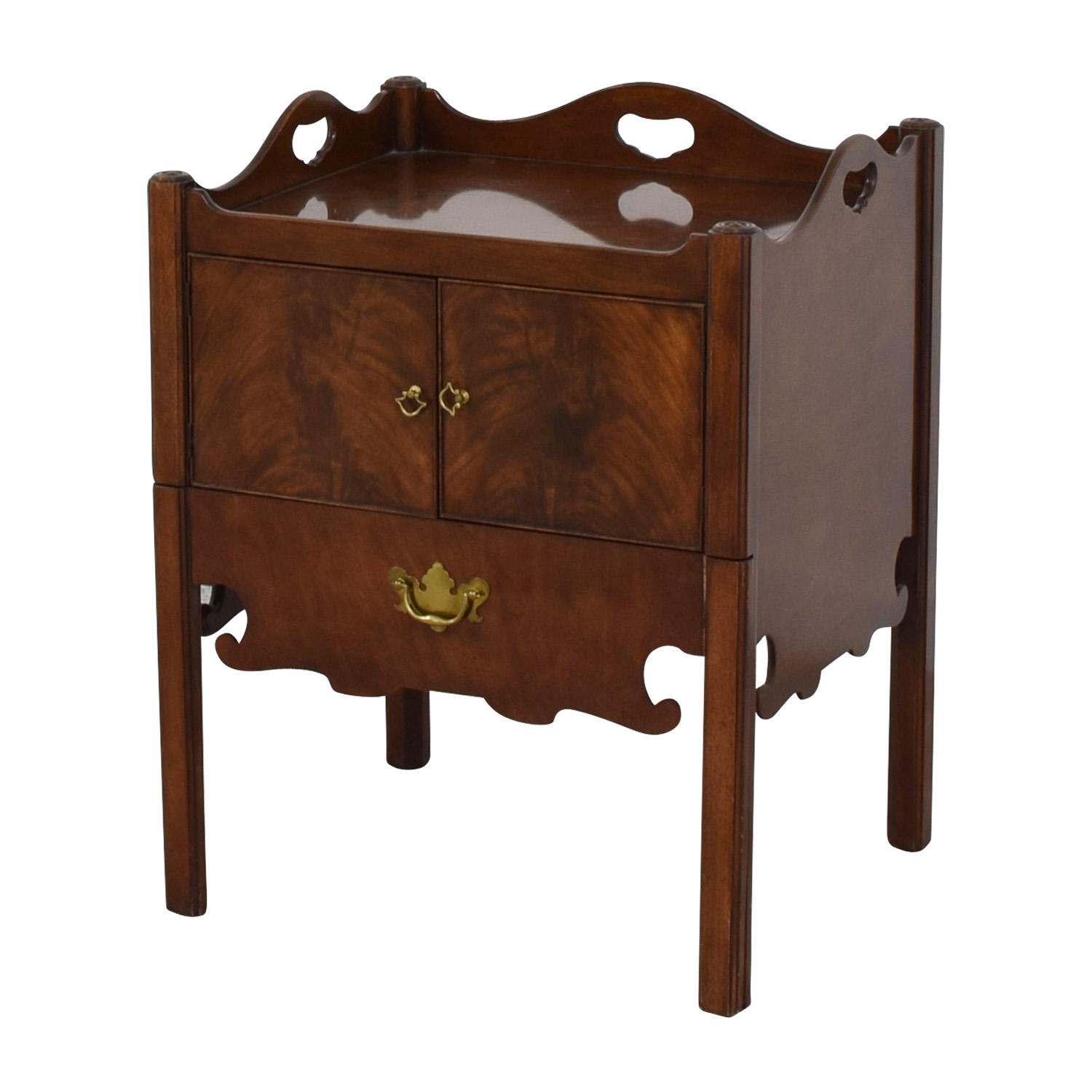 Furniture Masters Furniture Masters Antique Nesting Style End Table price