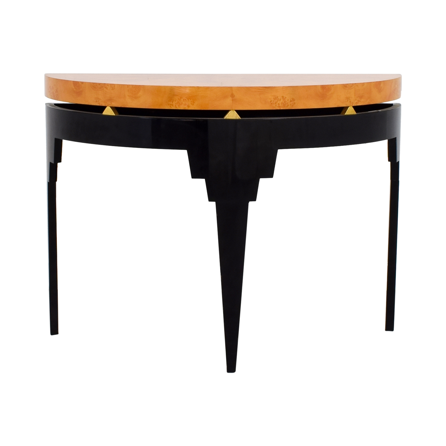 shop Furniture Masters Furniture Masters Art Deco Two Tone Accent Table online