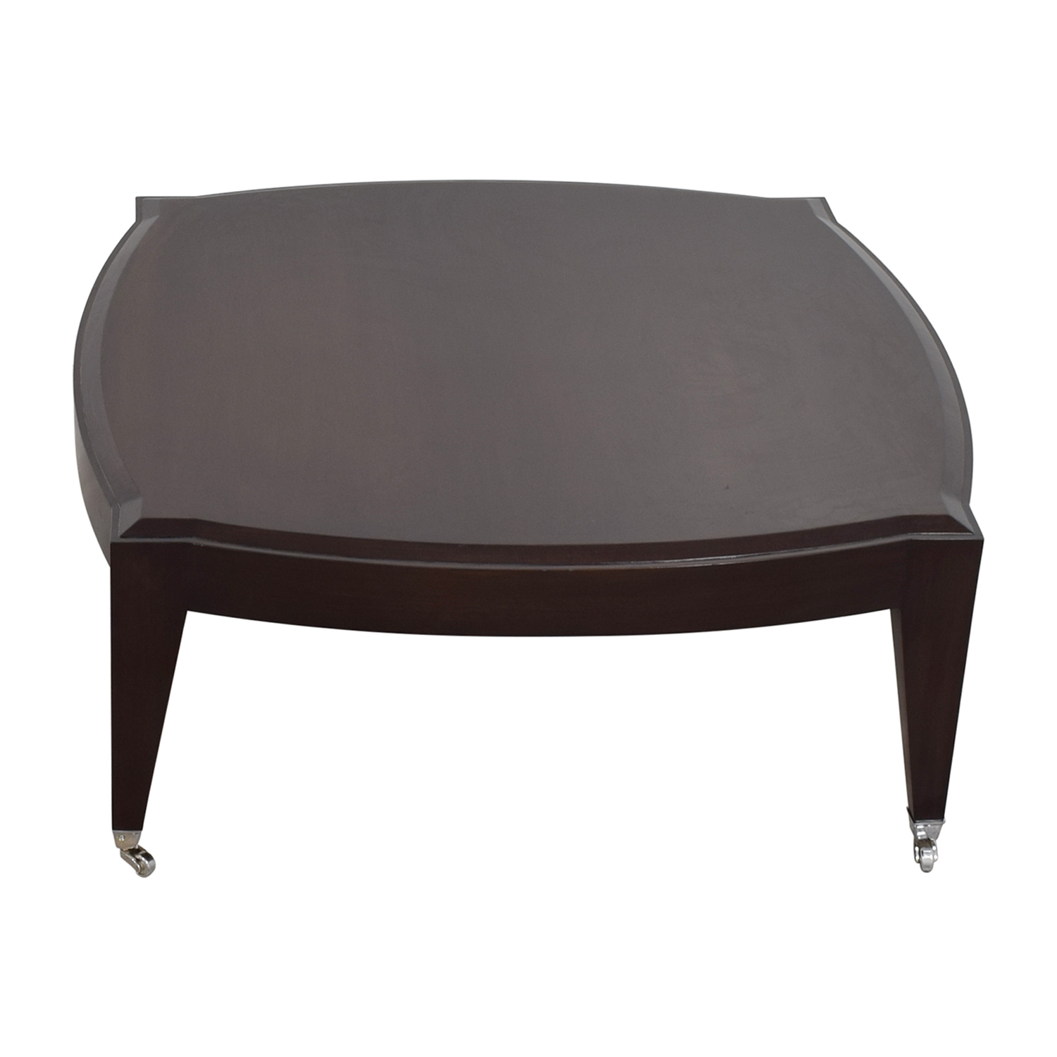 Furniture Masters Furniture Masters Dovetailed Coffee Table nj