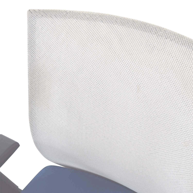 Stylex Stylex Blue Adjustable Arms Task Chair