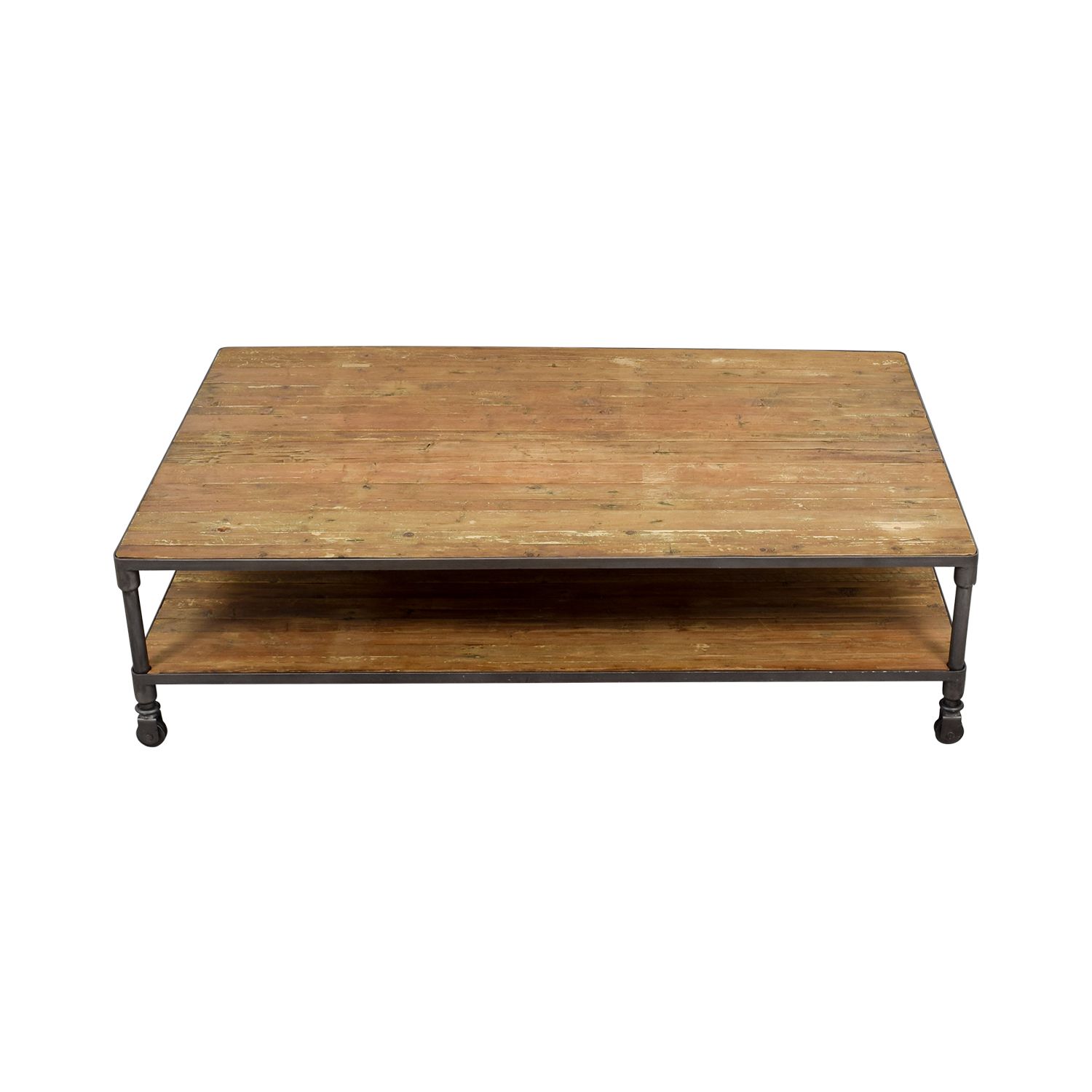 shop ABC Carpet & Home Reclaimed Wood Coffee Table ABC Carpet & Home Coffee Tables