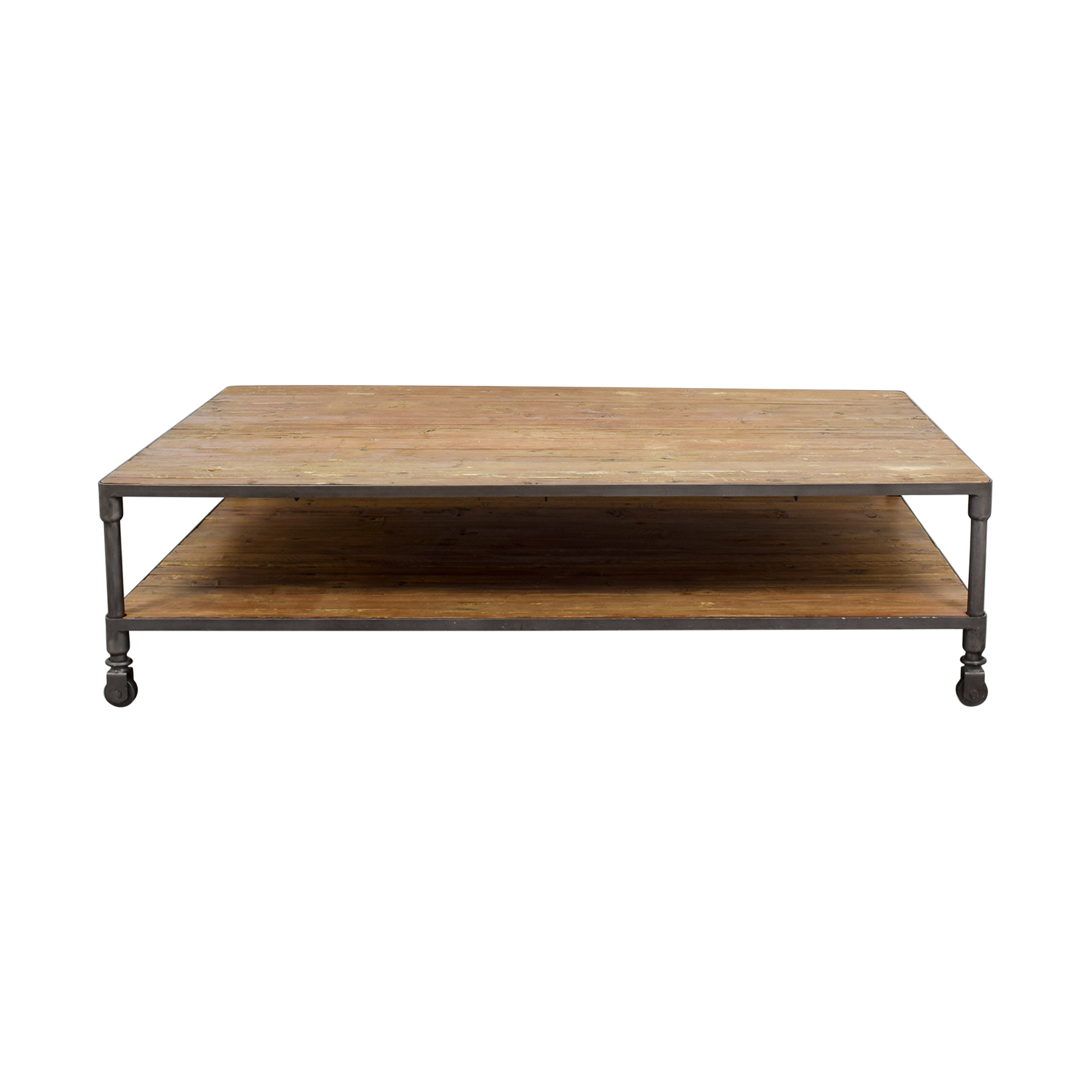 ABC Carpet & Home ABC Carpet & Home Reclaimed Wood Coffee Table coupon