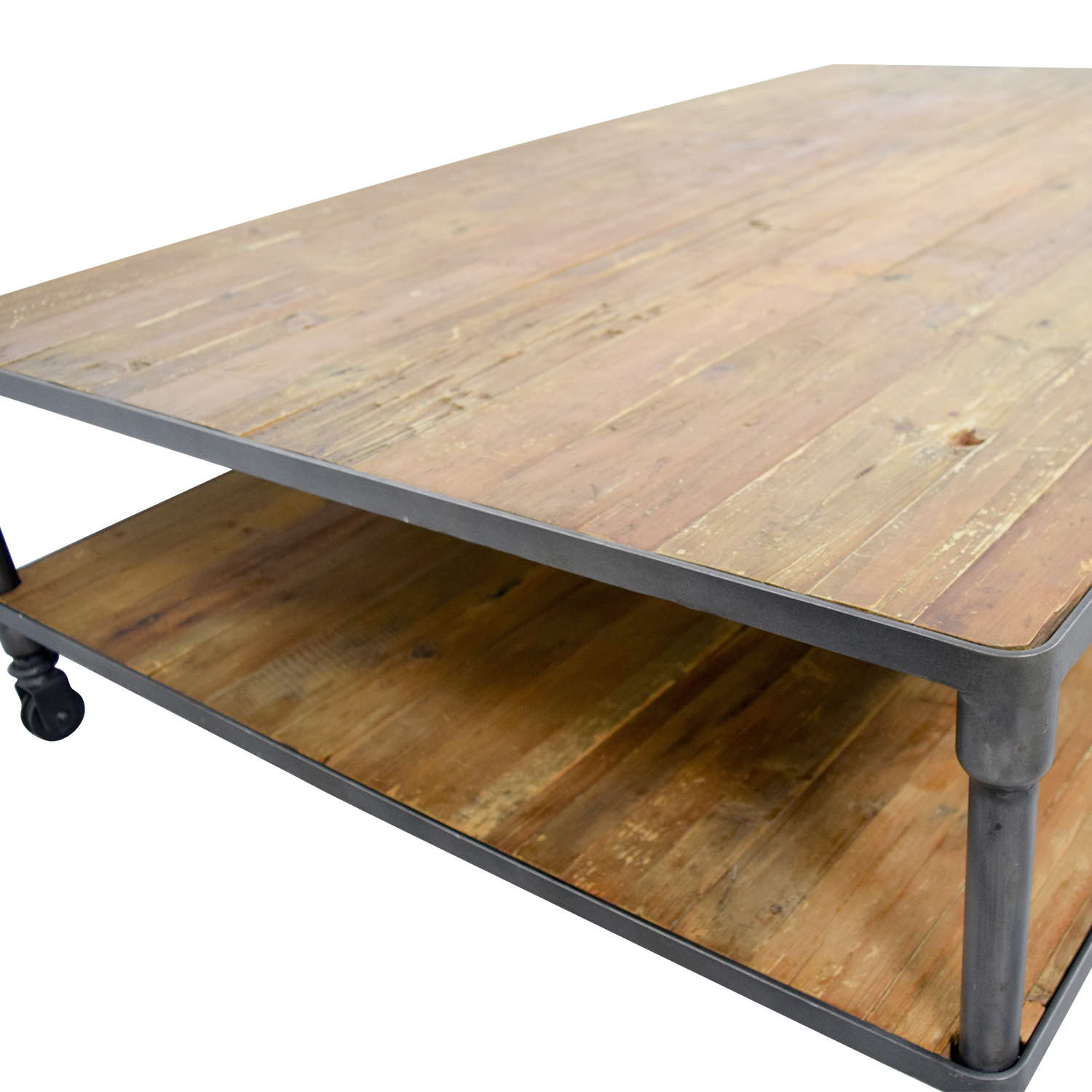 ABC Carpet & Home ABC Carpet & Home Reclaimed Wood Coffee Table on sale