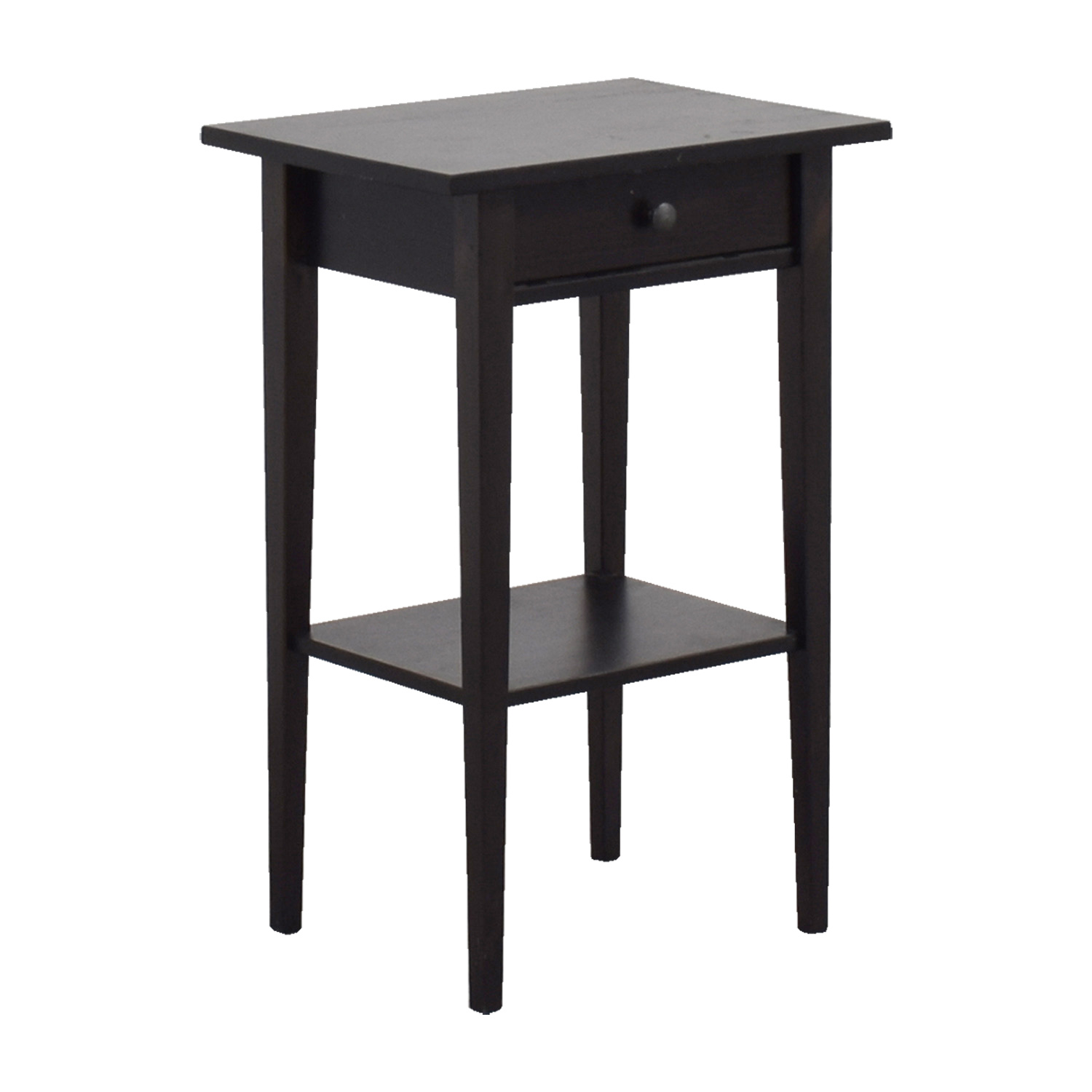 80 off ikea ikea single drawer end table tables for Ikea end tables salon