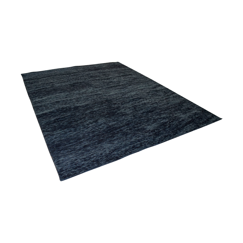 shop Room & Board Mattea Indigo Blue Rug Room & Board Rugs