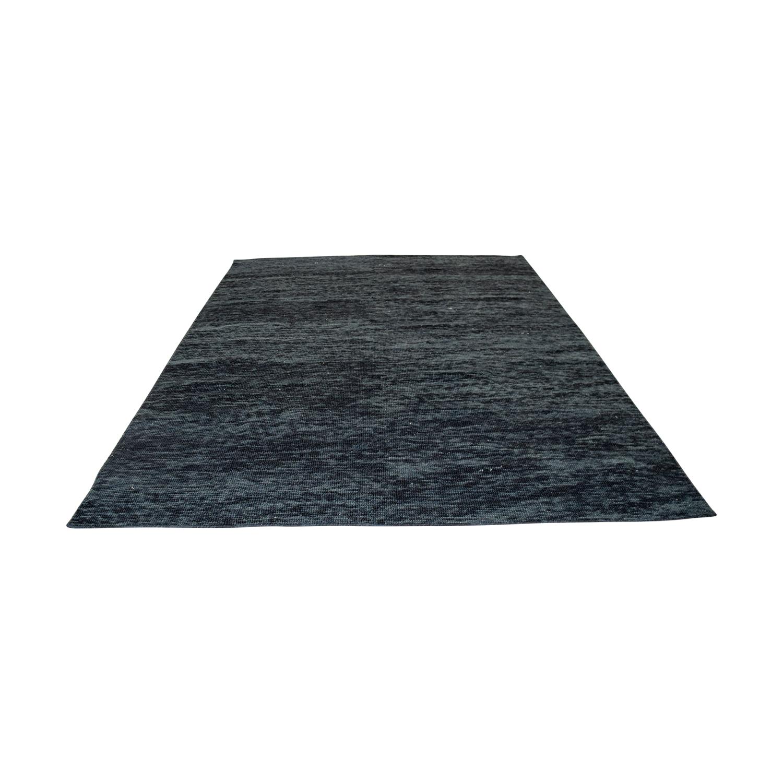 buy Room & Board Room & Board Mattea Indigo Blue Rug online